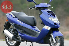 Kymco Bet & Win 125/150 - Workshop Manual on CD