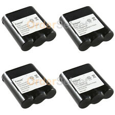 4x Cordless Home Phone Battery for Panasonic CB-0511 KX-TGA510M N4HKGMA00001