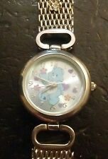 Vintage 2005 Care Bears ladies watch, running with new battery NR