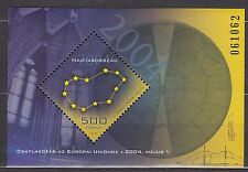 HUNGARY 2004**MNH SC# 3888 S/S  Admission to European Union