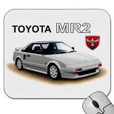 86' -  90'   TOYOTA   MR2  AW11  W10     MOUSE MAT    MOUSE PAD
