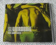 Sly And Robbie / Simply Red - Nightnurse - Scarce Mint 7 Mix Cd Single