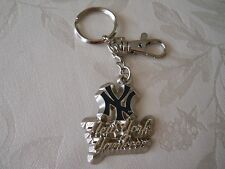 NEW YORK YANKEE KEY CHAIN