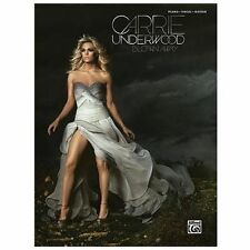 Carrie Underwood -- Blown Away: Piano/Vocal/Guitar, Staff, Alfred Publishing, Ne