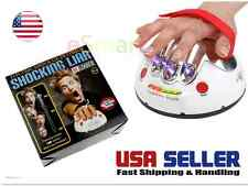Electric Shock Lie Detector Shocking Liar Detection Party Game Reloaded Edition