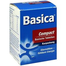Basica Compact Tabletten  360 st          PZN 4787669