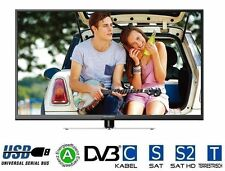 "40"" Pulgadas Makena D395 HD HDMI TV LED DVB-T CI+ Reproductor de medios USB TV"