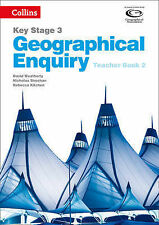 Collins Key Stage 3 Geography - Geographical Enquiry Teacher's Book 2, Kitchen,