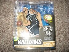 McFarlane NBA 2013 Series 22 Deron Williams Nets Black Jersey Chase of 2000
