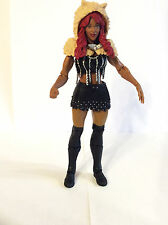 WWE Wrestling Basic Series 23 Alicia Fox Action Figure Diva Diva Rare