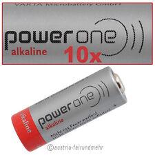 """10x VARTA Batterie power one P23GA A23 MN21 V23GA"