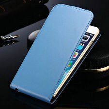 Leather Flip Case Cover For iPhone 4s iPhone SE 5 5S iPhone 6S 6 Plus