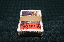 OPC 1969 Canada 6c Sc#503 Bundle of Approx 100 Used