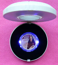 2015 STAR TREK NEXT GENERATION CAPT.JEAN-LUC PICARD SILVER $1 PROOF COIN