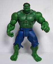 THE HULK MOVIE PUNCHING ACTION FIGURE ERIC BANA MARVEL INCREDIBLE AVENGERS 2003