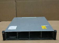 HP P2000 G3 AW593A - 12 Bay 2 x SAS Controllers AW592A 2 x PS Storage  Array