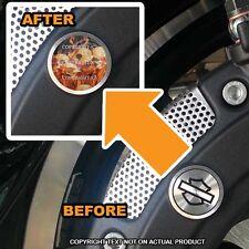 Brembo Front Brake Caliper Insert Set For Harley - SKULL PILE - 106