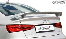 Audi A3 8VS Sedan, 8V7 Convertible - Rear boot spoiler