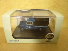 "OXFORD BOXED RAC LAND ROVER 109"" CANVAS SCALE 1:76 CODE 76LAN1109004"