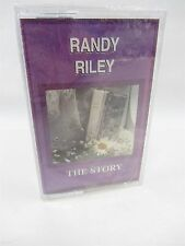 MINT NEW Cassette Tape - RANDY RILEY The Story