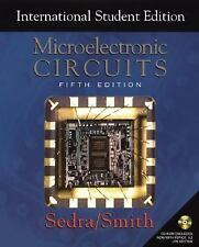 Microelectronic Circuits (International Edition)