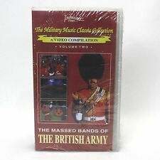 Massed Bands of The British Army - Military Music Classic Collection Vol 2 - VHS
