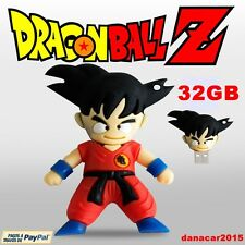 PEN DRIVE PENDRIVE DE GOKU DRAGON BALL Z 32GB 32 GB MEMORIA USB (4 8 16 64 64GB)