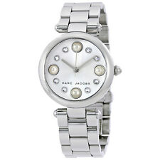 Marc Jacobs Dotty Silver Dial Ladies Watch MJ3475