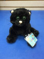 WEBKINZ BLACK CAT, UNUSED TAGS BRAND NEW!