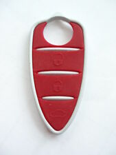 Replacement 3 button rubber pad for Alfa Romeo Brera Mito Spider GT 159 remote