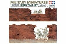 Tamiya 35028 Maquette 1/35 Brick Wall Set