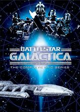 Battlestar Galactica: The Complete Epic Series Richard Hatch NR/DVD BRAND NEW