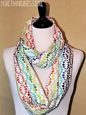 DNA Double Helix -W Infinity Scarf