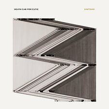 DEATH CAB FOR CUTIE CD - KINTSUGI (2015) - NEW UNOPENED - ROCK