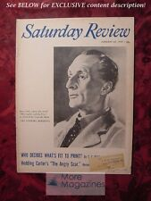 Saturday Review January 24 1959 JOYCE CARY T S MATTHEWS
