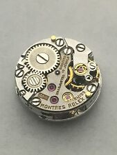 INCOMPLETE Rolex Movement  Caliber 1400  For parts Or Projects. Check Photos