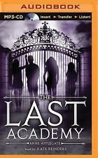 The Last Academy by Anne Applegate (2015, MP3 CD, Unabridged)