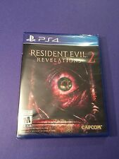Resident Evil Revelations 2 *Launch Edition with Bonus DLC* for PS4  NEW