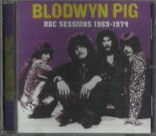 BLODWYN PIG- bbc sessions-1969-1974-CD-progressiv Rock