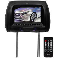 BOSS AUDIO HIR70UB 7 inch Widescreen Single Universal Headrest Monitor, Wireless