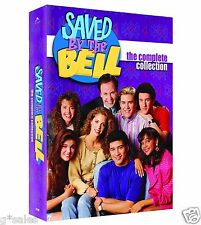 Saved by the Bell Complete Series Season 1-5 (1 2 3 4 5) + Movies ~ NEW DVD SET
