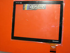 "VETRO+TOUCH SCREEN per CLEMPAD CLEMENTONI XL 2014 DA 8"" FORO FOTOCAMERA DISPLAY"