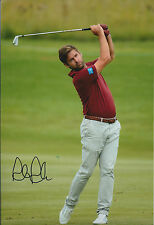 Robert Rock SIGNED Autograph 12x8 Photo AFTAL COA Golf Tshwane Open South Africa
