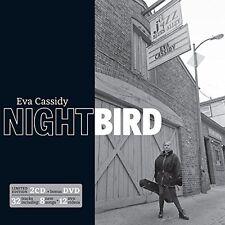 EVA CASSIDY NIGHTBIRD 2CD & DVD ALBUM SET (November 13th 2015)
