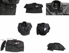 LAWPRO BY QUARTERMASTER DELUXE DUTY COAT POLICE JACKET w/ THINSULATE BLACK MED