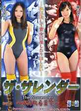 Female WRESTLING Women 1 HOUR Ladies SWIMSUIT DVD LEOTARD Japanese Boots! i185