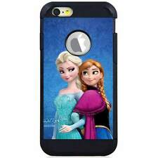Apple iPod Touch 5/6 5th/6th Gen. Hybrid Case Cover Disney Frozen Elsa Anna