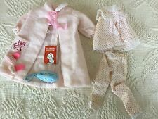 VINTAGE SKIPPER DREAMTIME PAJAMAS, ROBE, SLIPPERS, TELEPHONE, DIRECTORY