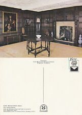 1980's DINING ROOM EAST RIDDLESDEN HALL KEIGHLEY YORKSHIRE COLOUR POSTCARD