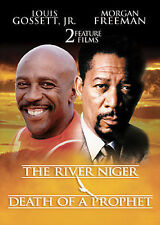 The River Niger -Death Of A Prophet DVD Morgan Freeman Louis Gossett Brand New